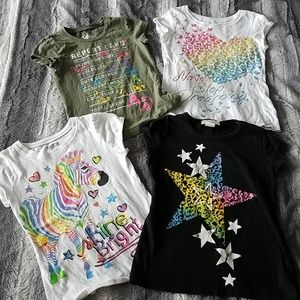 Other - Girls t-shirt bundle size 7